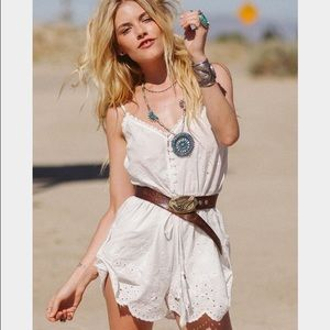 Spell and the gypsy Casablanca romper